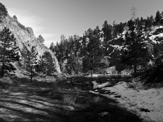 Rendija Canyon