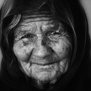 Old Wise Woman